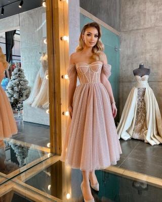 Kurze Ballkleider Promi-Kleider Abendkleider Robes De Cocktail Abendkleider_6