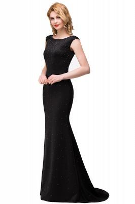 ERIKA | Mermaid Floor-Length Sleeveless Prom Dresses with Beads_5