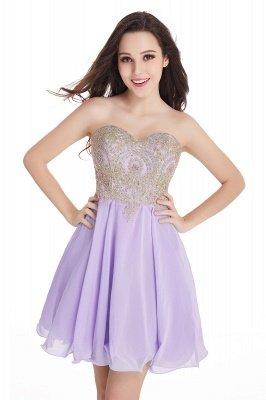 Mini vestidos de fiesta cortos con apliques_4