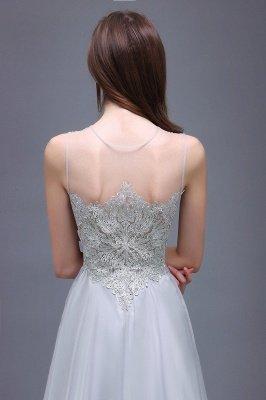 AUBRIELLA | A-line Floor Length Chiffon Prom Dress With Appliques_4