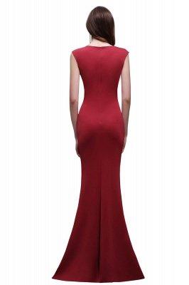 BETHANY | Sheath Scoop Floor-Length Elegant Evening Dresses_2