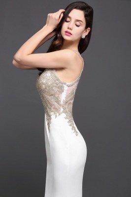 AVERIE | Mermaid Scoop Chiffon Elegant Prom Dress With Appliques_6
