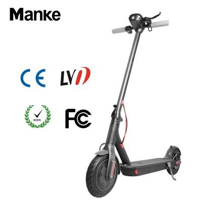 Vélo électrique adulte léger pliable noir du scooter électrique 250w_9