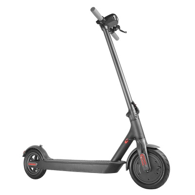 Germany Stock Manke Electric Scooter 250w Black Foldable Lightweight Adult Electric Bike_1