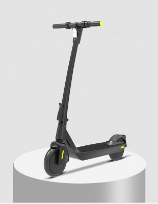 Mankeel Eletric Kick Scooter Black for Adult Foldable E Scooter