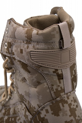 Ankle Combat Boots Waterproof Tactical Work Boot Lace Up Outdoor Boots_10