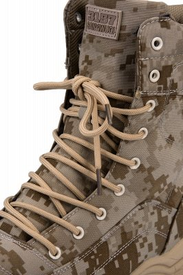 Ankle Combat Boots Waterproof Tactical Work Boot Lace Up Outdoor Boots_6