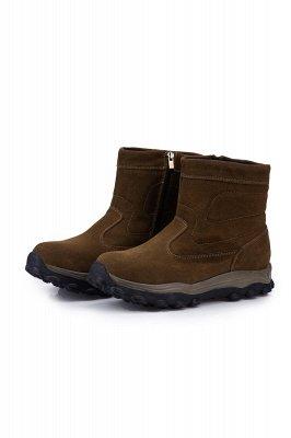 Bottes de randonnée en cuir légères pour hommes, bottes tactiques, sourcils
