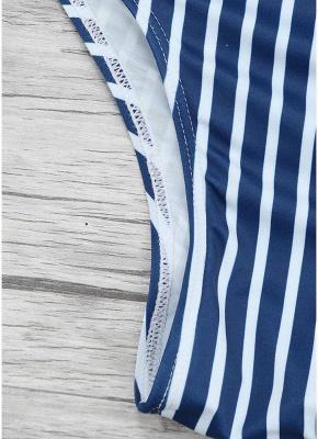 Women Color Block Bikini Set Push Up Padded Swimsuit Swimwear Bathing Suit_7