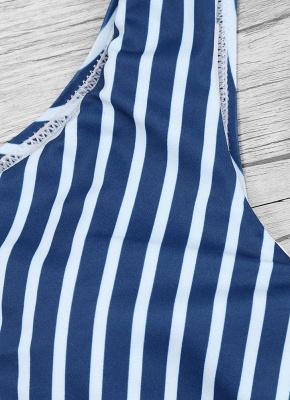 Women Color Block Bikini Set Push Up Padded Swimsuit Swimwear Bathing Suit_6