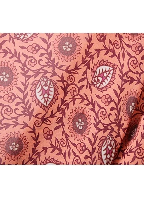 Fashion Chiffon Allover Print Front Open Women's Loose Long Thin Kimono_10