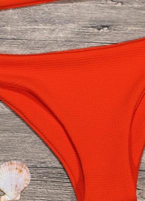 Women Bikini Set Push Up Swimwear Swimsuit Ruffle Low Waisted Padded Two Piece Bathing Suit Beach Wear_10